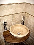 lehmann 39 s naturstein travertin verlegearbeiten. Black Bedroom Furniture Sets. Home Design Ideas